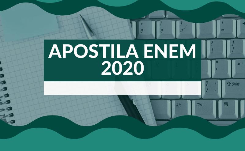 Apostila ENEM 2020 – Baixe o PDF Grátis!